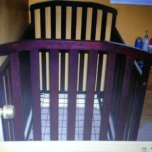 Other - Cherry Wood Baby Furniture